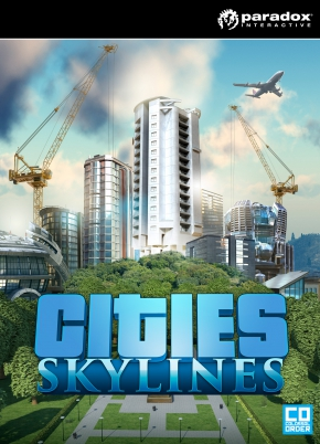 Cieties Skylines Cover